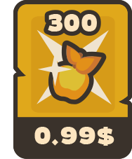 400 golden apples for 0.99$